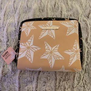 NWT ⭐️ Star Cosmetic Bag